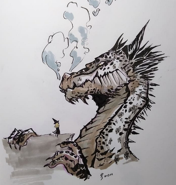 Zokovi Dragon